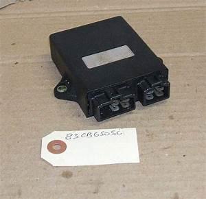 1983 Honda Cb550 Nighthawk Ignitor Box Cdi Ignition  U2013 5th