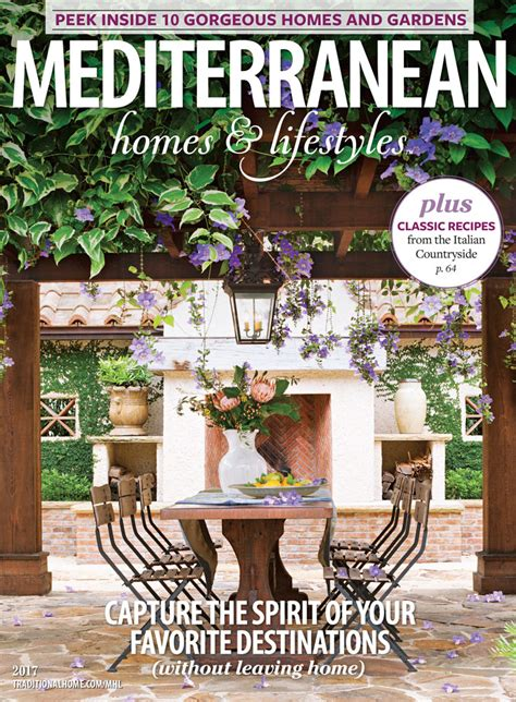 Inside Issue Mediterranean Homes Lifestyles by Inside This Issue Mediterranean Homes Lifestyles