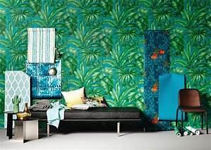 Muster Tapete Wohnzimmer : erstaunliche tapetenmuster ~ Markanthonyermac.com Haus und Dekorationen