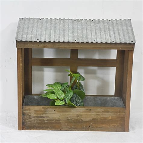 design vintage rustic country style solid wooden garden herb planter buy herb planter