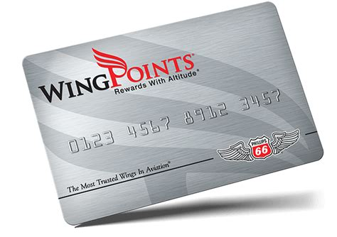 phillips wingpoints phillips  credit card