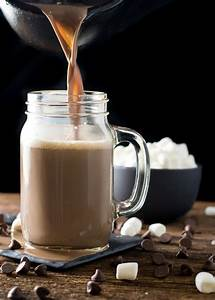How to Make Homemade Hot Chocolate - Fox Valley Foodie