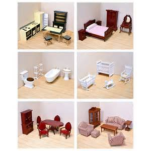 dollhouse furniture kitchen and doug dollhouse furniture bundle new free shipping