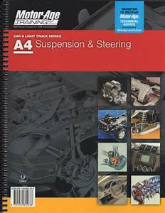 Ase - A4 Steering And Suspension   Study Guide