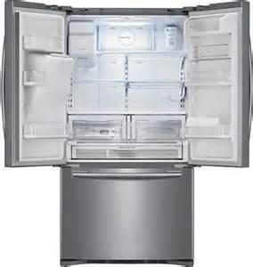 Samsung French Door Refrigerator Ice Maker