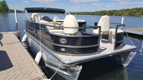 Fishing Boat Rental Wi by Boat And Pontoon Rentals Sunnyside Marina Balsam Lake Wi