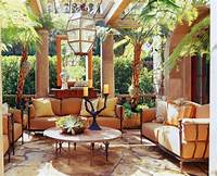 trending patio sunroom design ideas Mediterrane Möbel sorgen für eine exotische Wohnatmosphäre