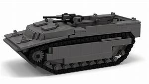 Lego Wwii Usmc Lvt-4 Instructions