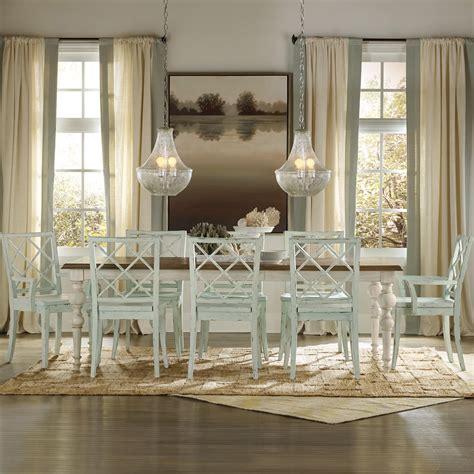 coastal dining room sets furniture sunset point casual cottage coastal 9