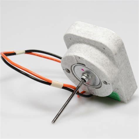 ge wrx refrigerator evaporator fan motor ac dc  picclick