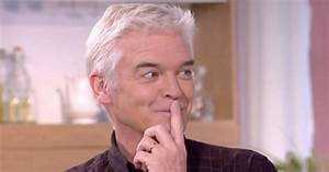 Phillip Schofield reveals what happened after he ate world ...