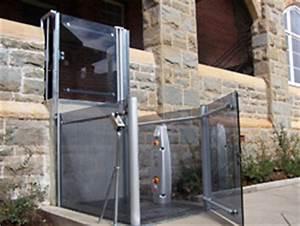 Ascenseur Exterieur Pour Handicapé Prix : plateforme elevatrice pour personnes en situation de handicap ~ Premium-room.com Idées de Décoration
