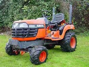 Kubota Bx 2200 Bx2200 Tractor Parts Manual Set