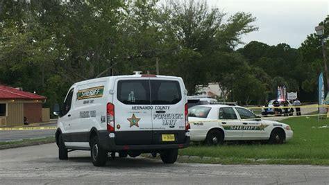 hernando deputies multiple shootings