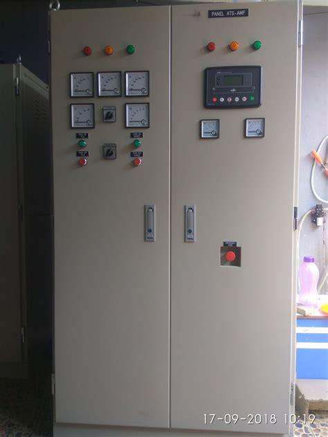harga panel ats amf 650 kva mccb schneider harga panel otomatis genset