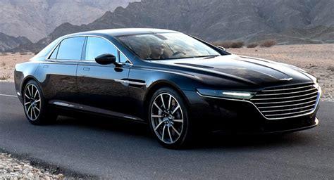 Aston Martin Shows New Lagonda Sedan 30+ Photos