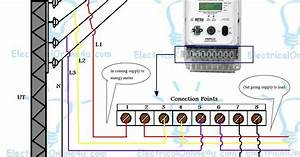 Diagram Wiring Diagram Kwh 3 Phase Full Version Hd Quality 3 Phase Diagramhatchk Natalenellacittadellegrotte It