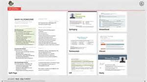 windows 8 resume templates resume templates app for windows in the windows store