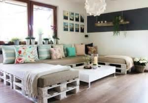 sofa aus paletten bauen möbel aus paletten 95 sehr interessante beispiele