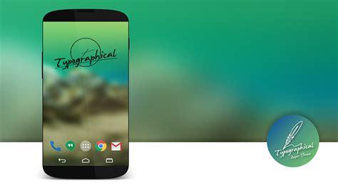 typographical zooper theme v2 1 0 apk juegos y aplicaciones para android