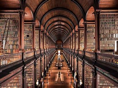 Libraries Empty Poirier Awe Inspiring European Books