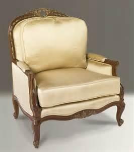 Louis XV Bergere Chair