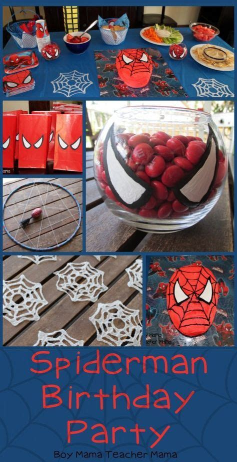 spider man party games  kids  kids guide superhero