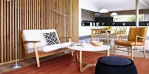 Salon Design Scandinave : salon esprit scandinave marie claire ~ Preciouscoupons.com Idées de Décoration