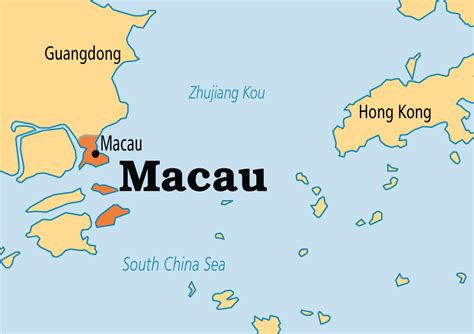 china macau operation world