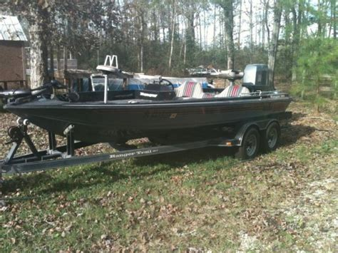Used Bass Boats Conroe Tx by 1989 Ranger Bass Boat For Sale