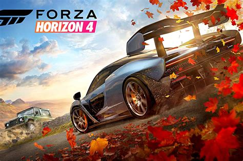 E3 2018  Forza Horizon 4 First Drive