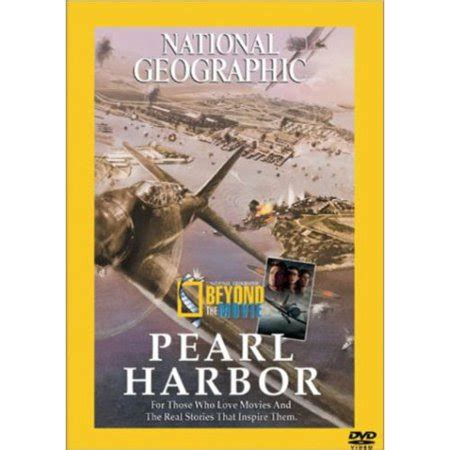 National Geographic Pearl Harbor  Beyond The Movie Dvd
