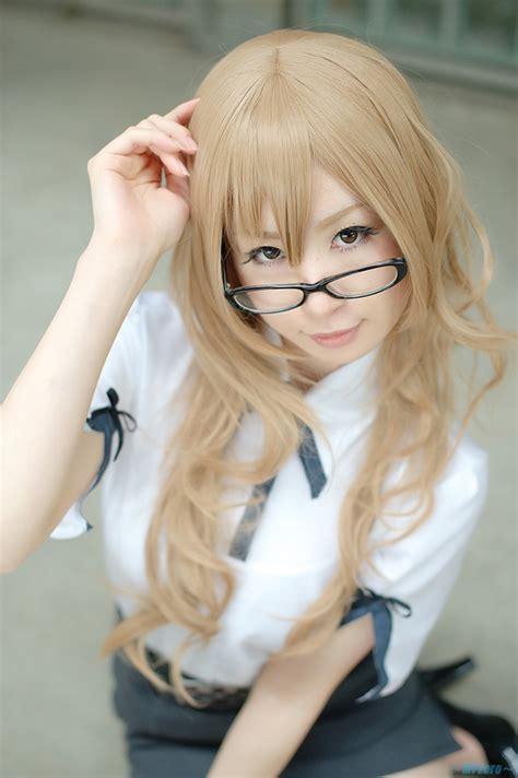 steinsgate cosplay  anji makise myanimegirls