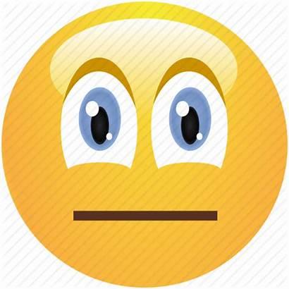 Smiley Neutral Emoticon Icon Emotionless Pokerface Common