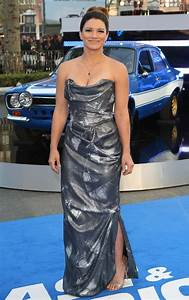 Gina Carano Picture 20 - World Premiere of Fast and ...