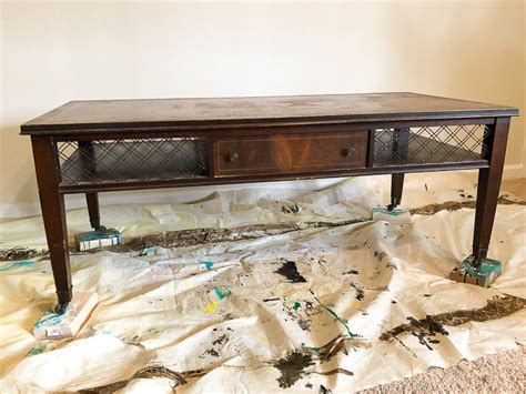 how to make a coffee table higher diy ottoman coffee table