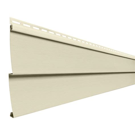 Cellwood Progressions Double 4 In Khaki Vinyl Siding