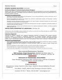 Creative Project Manager Resume by 6 Project Manager Resume Templates And Resume Sles Free