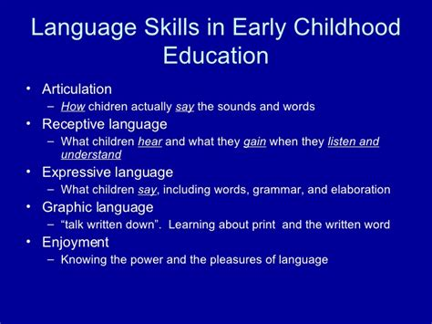 supporting language  literacy