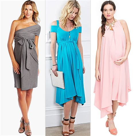 Maternity Dresses For Baby Showers | POPSUGAR Moms