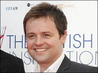 TV star Declan Donnelly misses England World Cup goal ...