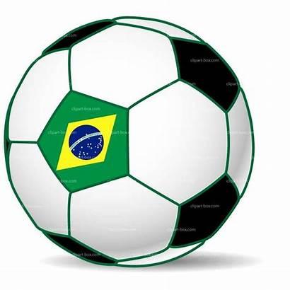 Soccer Clipart Cup Brazil Ball Vector Clip