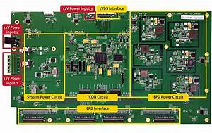 Lvds Tcon Driving Kit  U2013 E Ink Shop