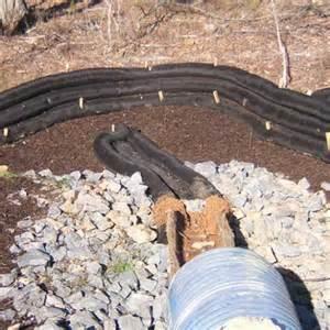 Erosion Control Sediment Trap