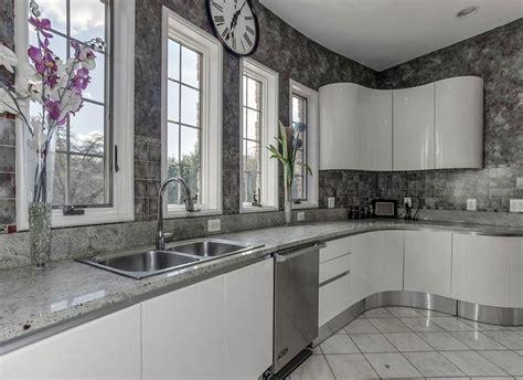 grey kitchen cabinets with backsplash 30 gray and white kitchen ideas designing idea