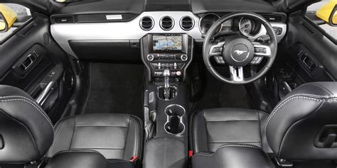 This Is What The New Ford Mustang Is Like To Drive