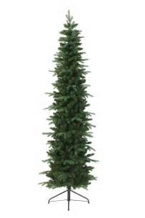 7ft vienna pencil pine feel real artificial christmas tree hayes garden world