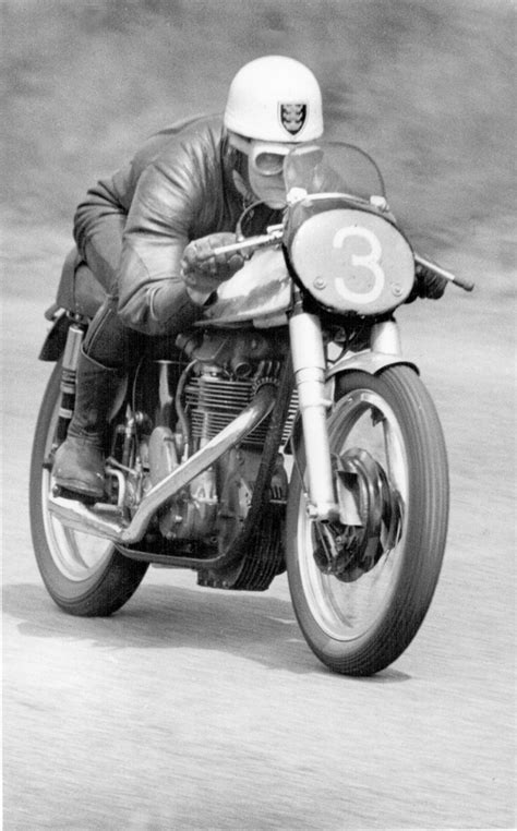 Lincolnshire's motorcycle racing stars of the 1950s