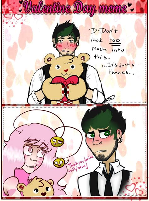Cute Valentine Meme - valentine s day meme by papayawhipped on deviantart