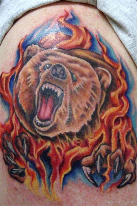 bear tattoos tattoo designs tattoo pictures